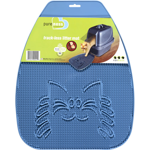 LM1 LITTER MAT (Color May Vary)