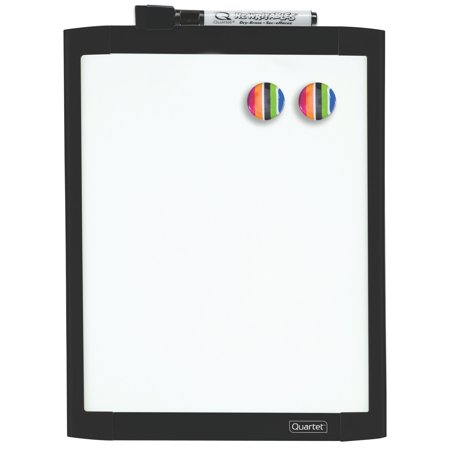 Quartet Magnetic Dry-Erase Board, 8 1/2