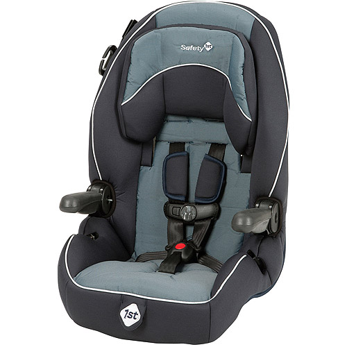 Safety 1st Summit Booster Car Seat, Seaport-Blue