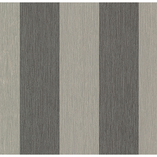 Stripe Black Atlis Wallpaper