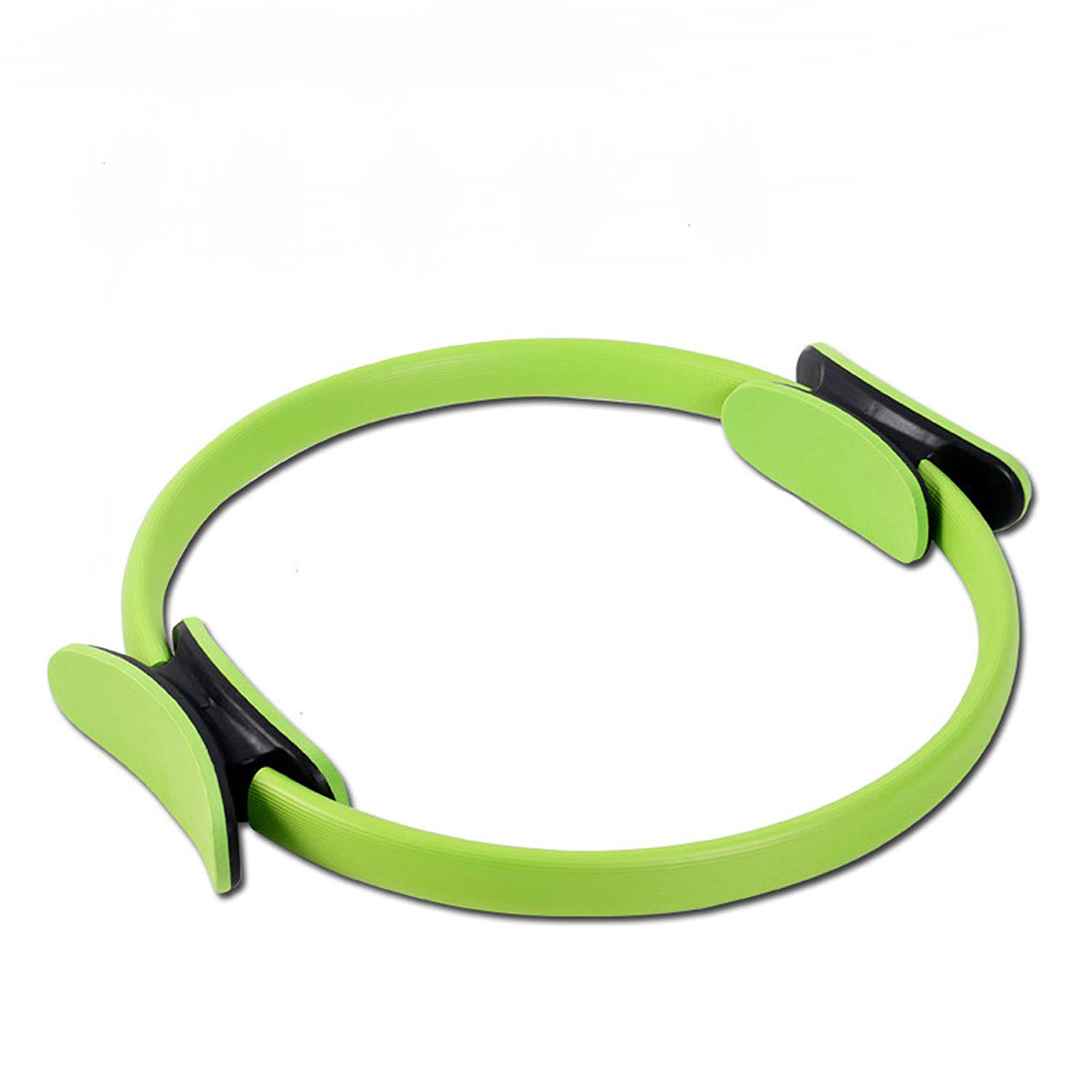 15 inch Pilates Ring Help Tone and Strengthen Your Entire core and Body Green