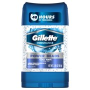 Gillette Clear Gel Power Beads Cool Wave Antiperspirant and Deodorant 2.85 oz