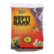 Zoo Med RB-4 Fir Tree Bark Premium ReptiBark Substrate, 5 to 10 gal (4 qt)