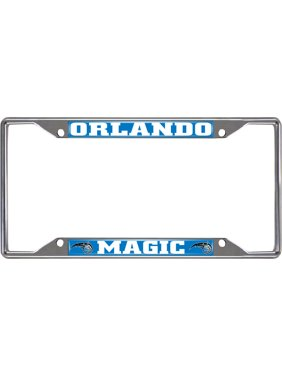 NBA Orlando Magic License Plate Frame