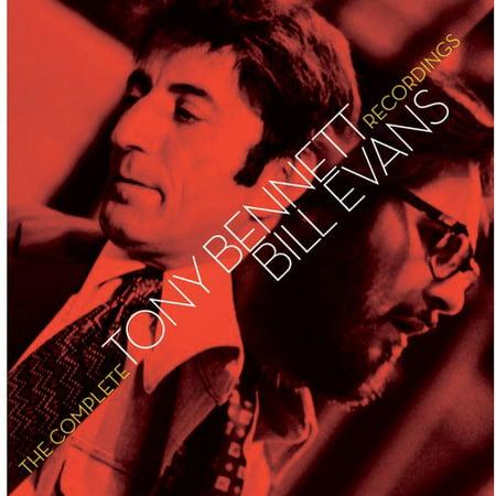 Complete Tony Bennett Bill Evans Recordings (Rmst)