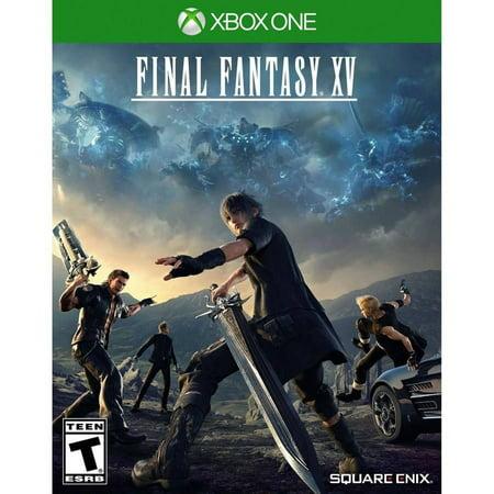 Final Fantasy Xv  Xbox One