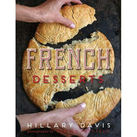 French Desserts - eBook
