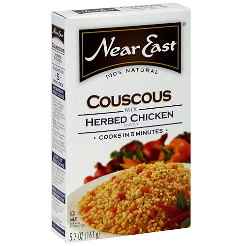 Near East Herbed Chicken Couscous, 5.7 oz (Pack of 12)