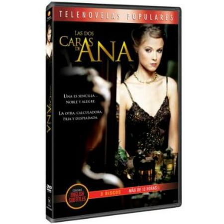 Las Dos Caras De Ana (DVD) - Las Peliculas De Halloween