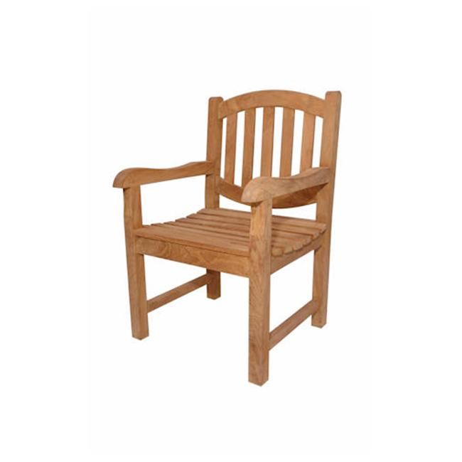Anderson Teak CHD-007 Kingston Dining Armchair by Anderson