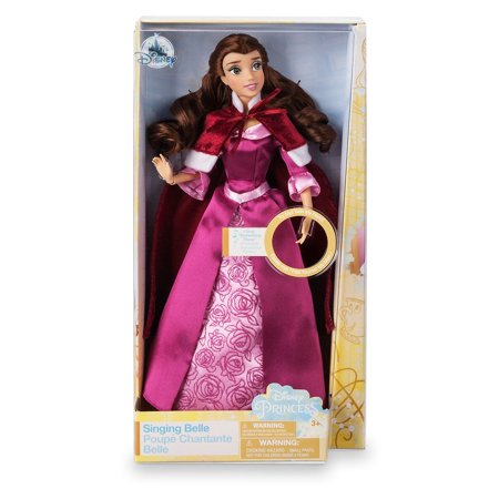 Disney Belle Something There Singing Doll New with Box Belle Marie Osmond Doll