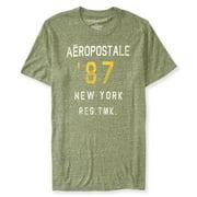 Aeropostale Mens 87 New York Graphic T-Shirt