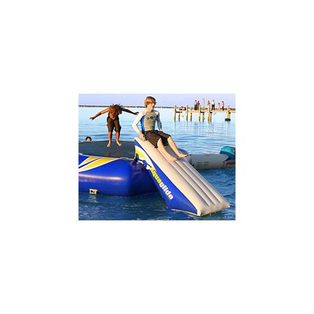 Click here for Aquaglide Platinum Rebound 12 Foot Bouncer Slide W... prices