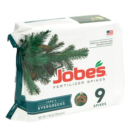 Jobe's 9ct. Evergreen Spikes