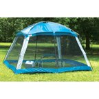 King Canopy Epa1pbs10wh Instant Canopy Bug Screen Room 1