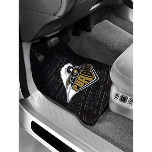 NCAA -Purdue Floor Mats - Set of 2