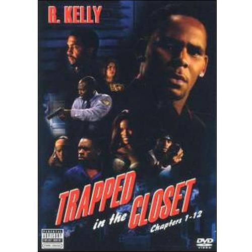 Trapped In The Closet: Chapters 1-12 (Edited) (Music DVD)