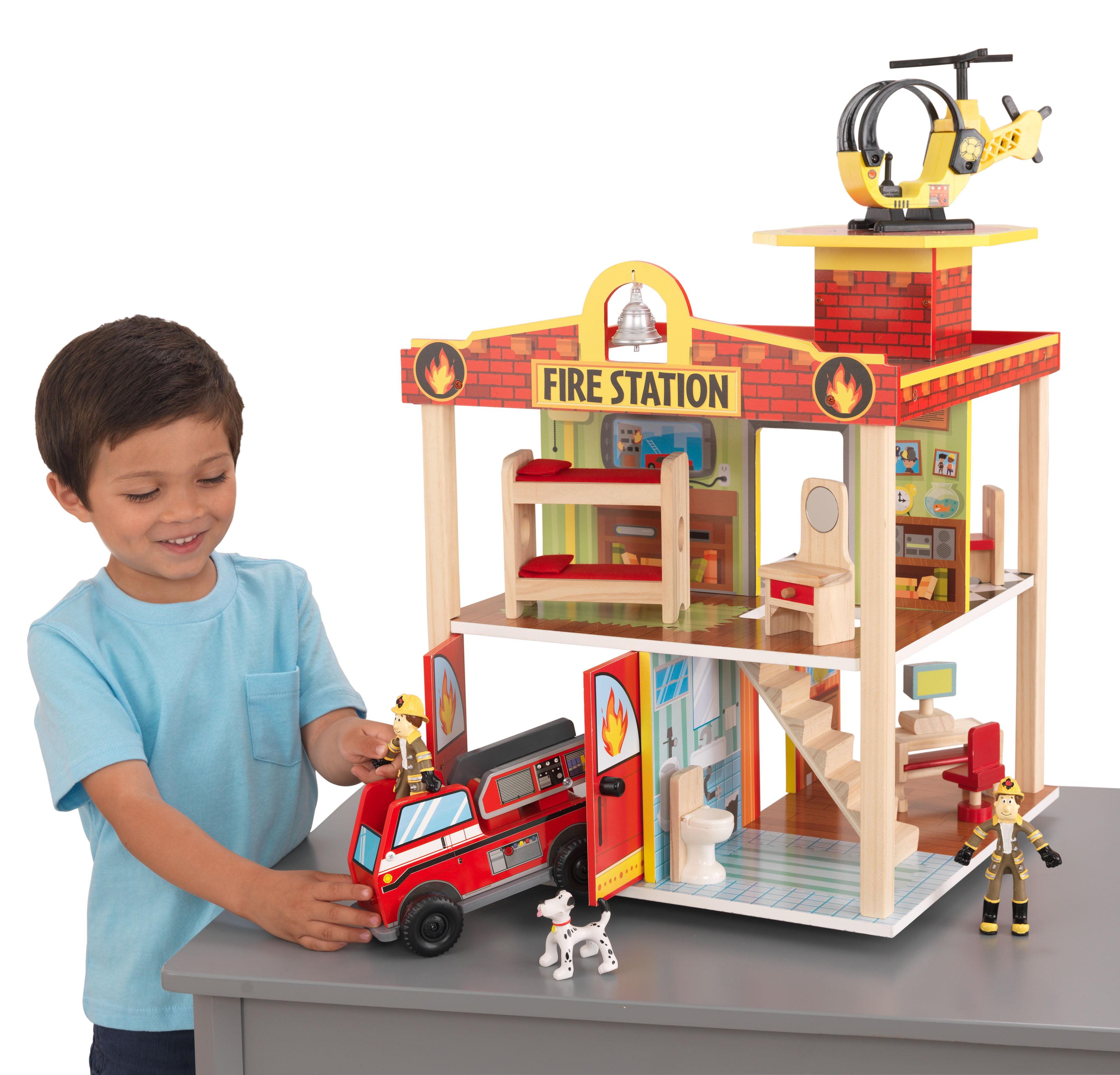 KidKraft Fire Station Set by KidKraft