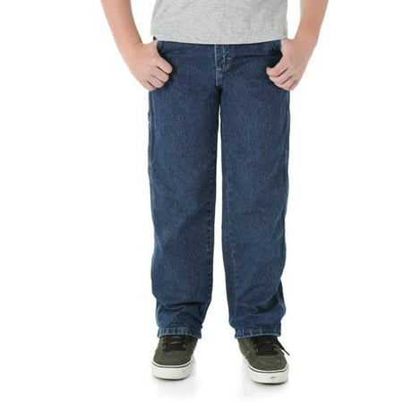 Wrangler Boys 4-16 & Husky Relaxed Carpenter Fit Jeans