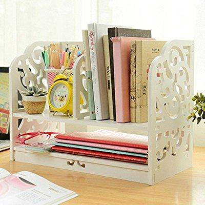 Prime Office Tray Organizer Desktop Books Shelf Storage Rack Home Interior And Landscaping Eliaenasavecom