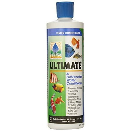 Hikari Aquarium Solutions Ultimate Liquid Treatment Bottle, 16