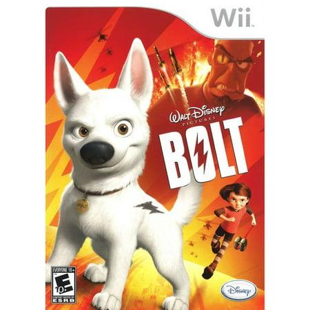 Image of Bolt - Nintendo Wii
