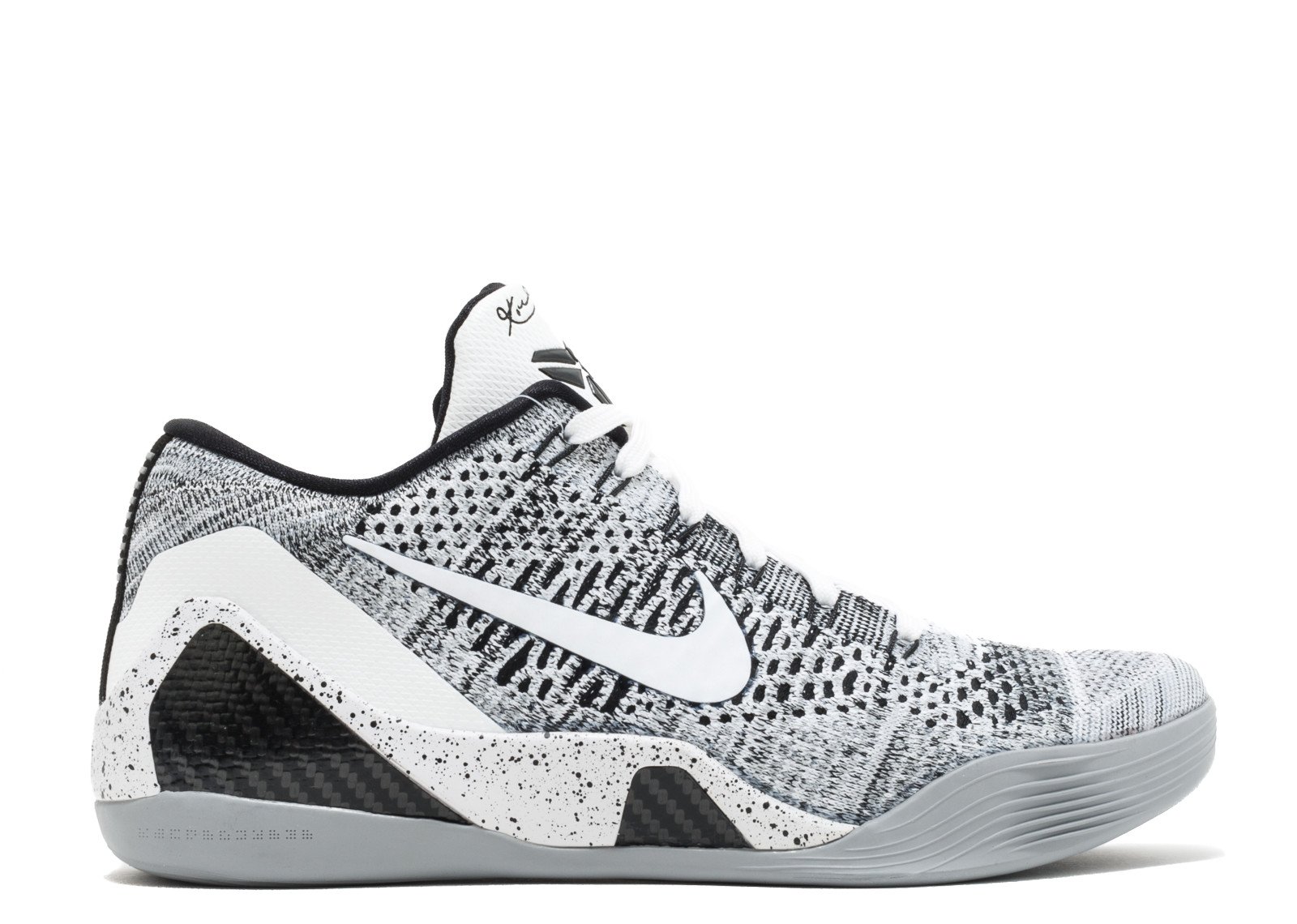 lowest price 93d8a fbb5e Nike - Men - Kobe 9 Elite Low  Beethoven  - 639045-101 - Size 12