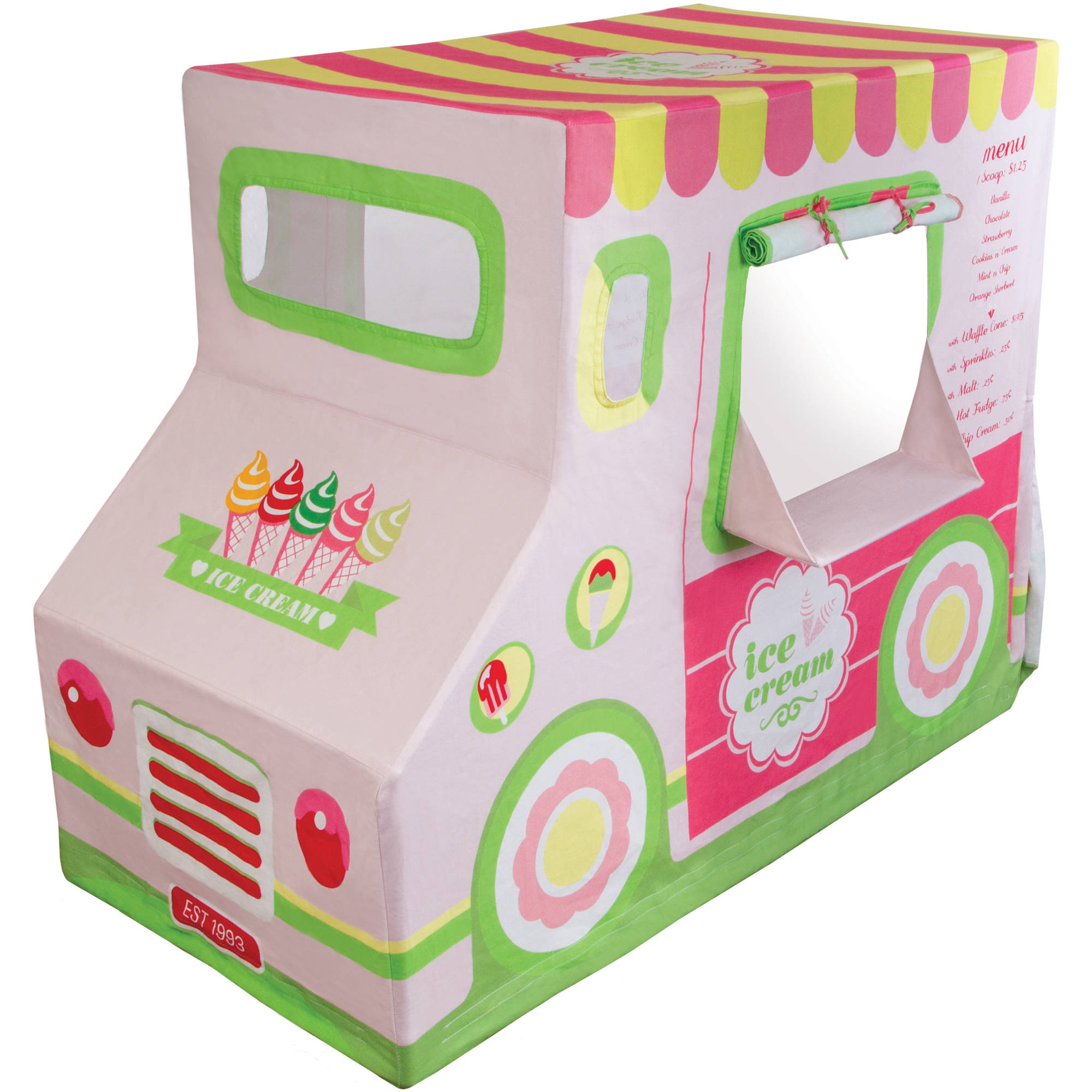 Pacific Play Tents Ice Cream Truck