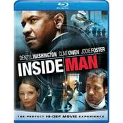 Inside Man (Blu-ray) by Universal Studios Home Video