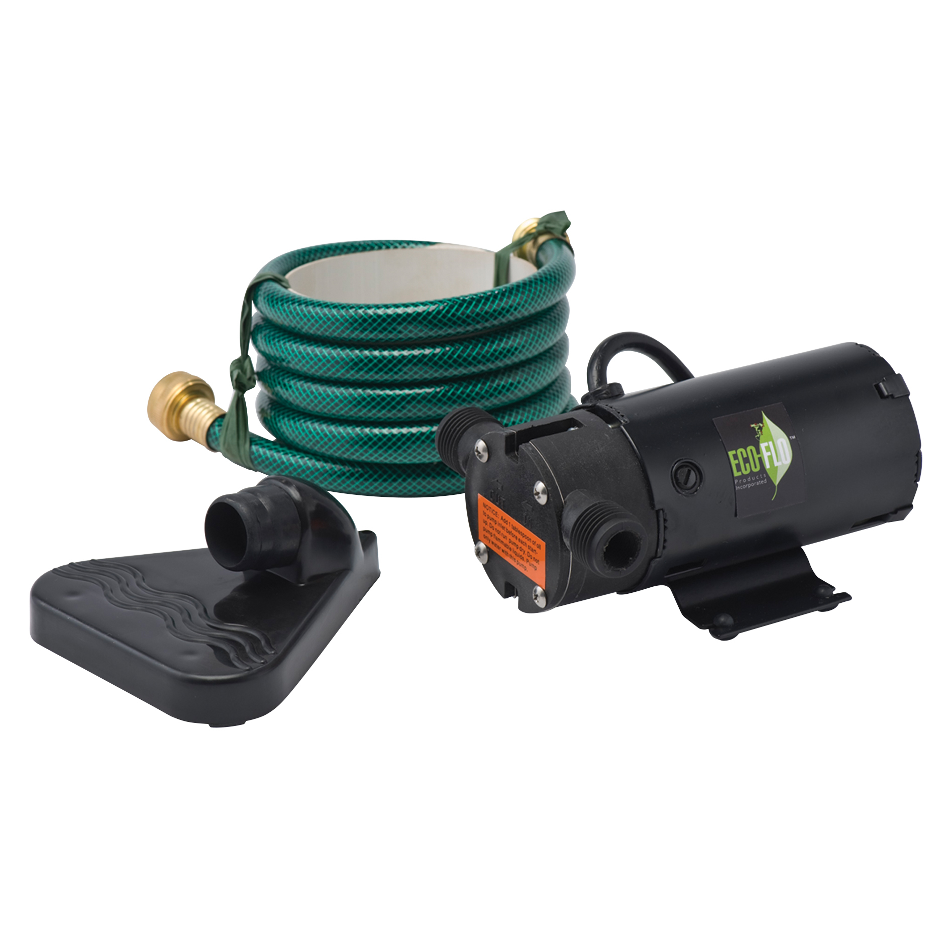 Eco Flo PUP61 115 Volt Lightweight Utility Pump