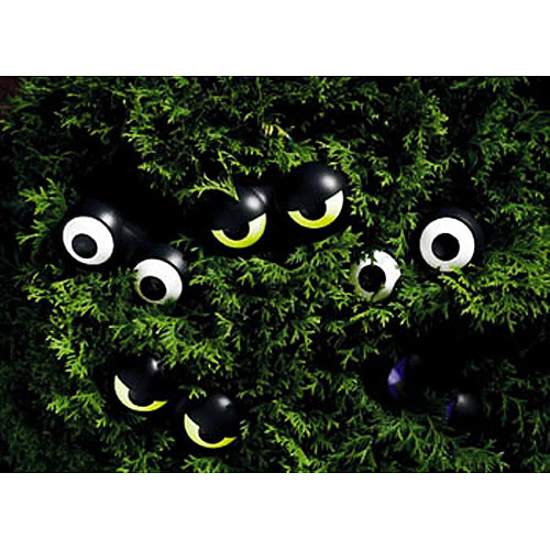 3-Count Peepers Halloween String Lights
