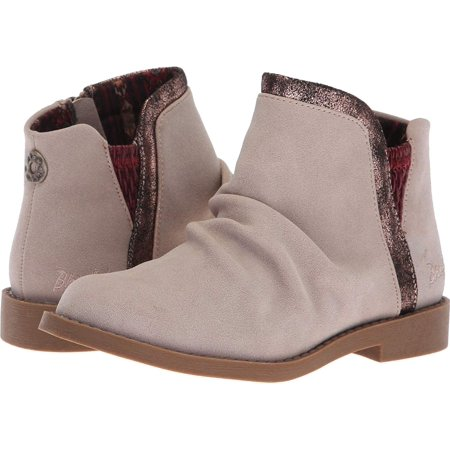 Kids Blowfish Girls Kewler K Ankle Zipper, Mauve Rural,  Size Little Kid 3.0 (Justin Gypsy Girl Boots)