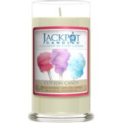 Cotton Candy Candle with Ring Inside (Surprise Jewelry Valued at $15 to $5,000) Ring Size 8