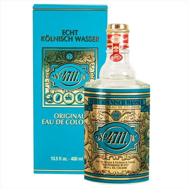 Maurer and Wirtz 4711 For Women And Men 13.5 Oz. Eau De Cologne By Muelhens