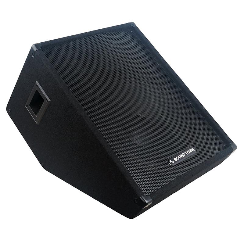 Sound Town CALLISTO Series 15� Passive Stage Monitor Speaker (CALLISTO-15M) by Sond Town Inc