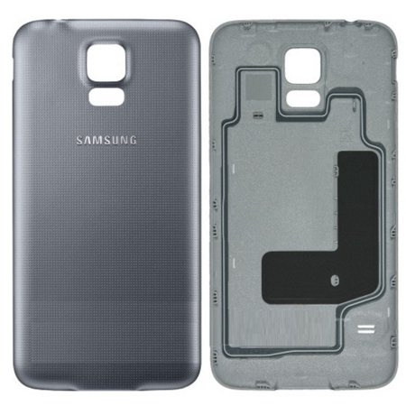 buy online 120f6 1252d Back Battery Cover Housing Replacement Part Compatible with Samsung Galaxy  S5 Neo G903 - Grey