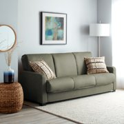 Handy Living Trace Sofa Bed, Sage Gray