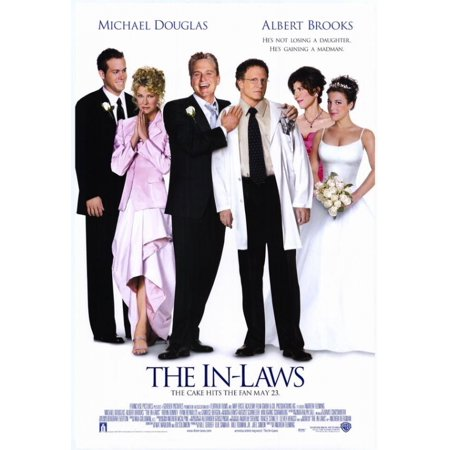 The In Laws Movie Poster Print  27 X 40
