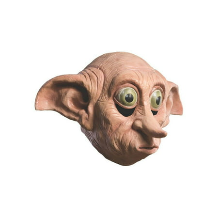 Harry Potter - Deluxe Dobby Latex Mask - Adult Costume Accessory