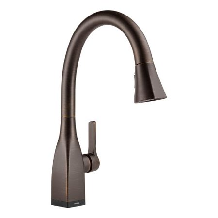 Delta 9183t Dst Mateo Pull Down Kitchen Faucet With On Off Touch Activation