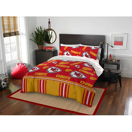 NFL Kansas City Chiefs Bed In Bag Set (Best Hot Dogs In Kansas City)