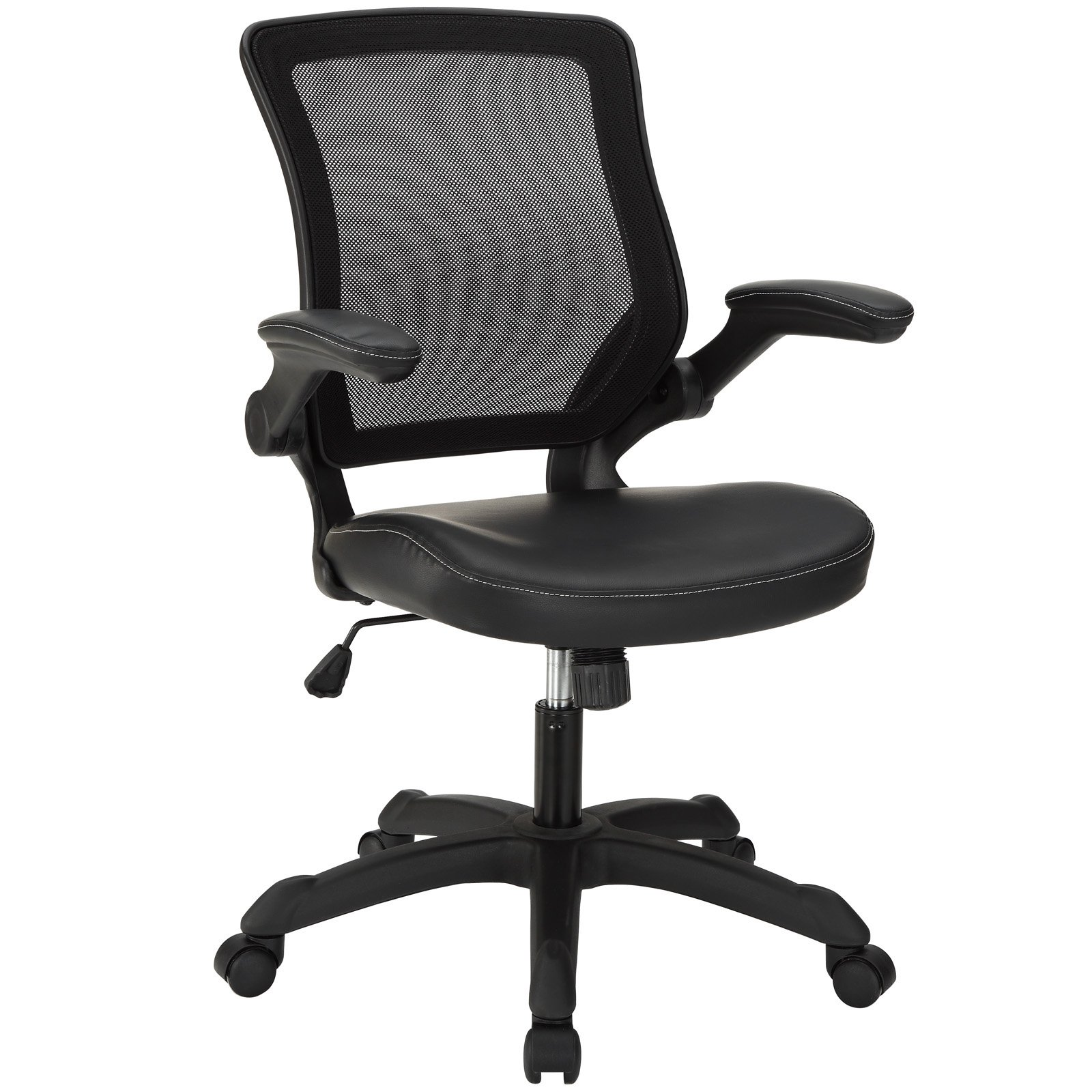 Modway Veer Office Chair with Flip-up Arms