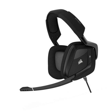 CORSAIR VOID PRO RGB USB Gaming Headset - Dolby 7 1 Surround Sound  Headphones