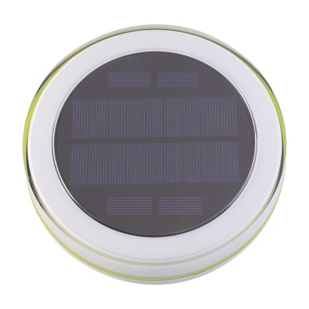 Greensen Solar Powered LED Pond Swimming Pool Floating Fountain Light with Remote Control, Colorful RGB Decoration Lamp - image 10 of 10
