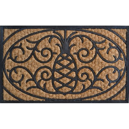 Imports Décor Pineapple Design Door Mat ()