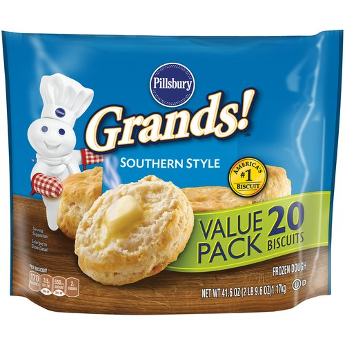 Pillsbury Grands!? Southern Style Biscuits 20 ct Bag