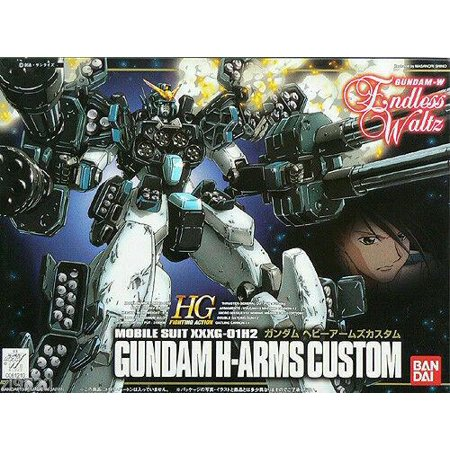 Bandai Gundam Wing EW-03 #3 Heavyarms Custom 1/144 High Grade HG Model