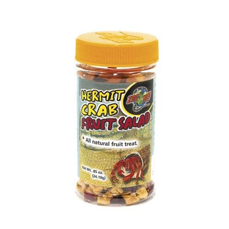 Laboratories SZMHC61 Hermit Crab Fruit Salad, All natural By Zoo Med