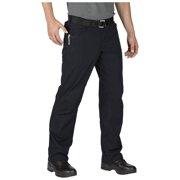 5.11 Tactical Men's Ridgeline Covert Pants, Teflon Finish, Poly-Cotton Ripstop Fabric, Style 74411, Dark Navy, 28Wx36L