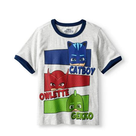 Character Ringer T-Shirt (Little Boys)
